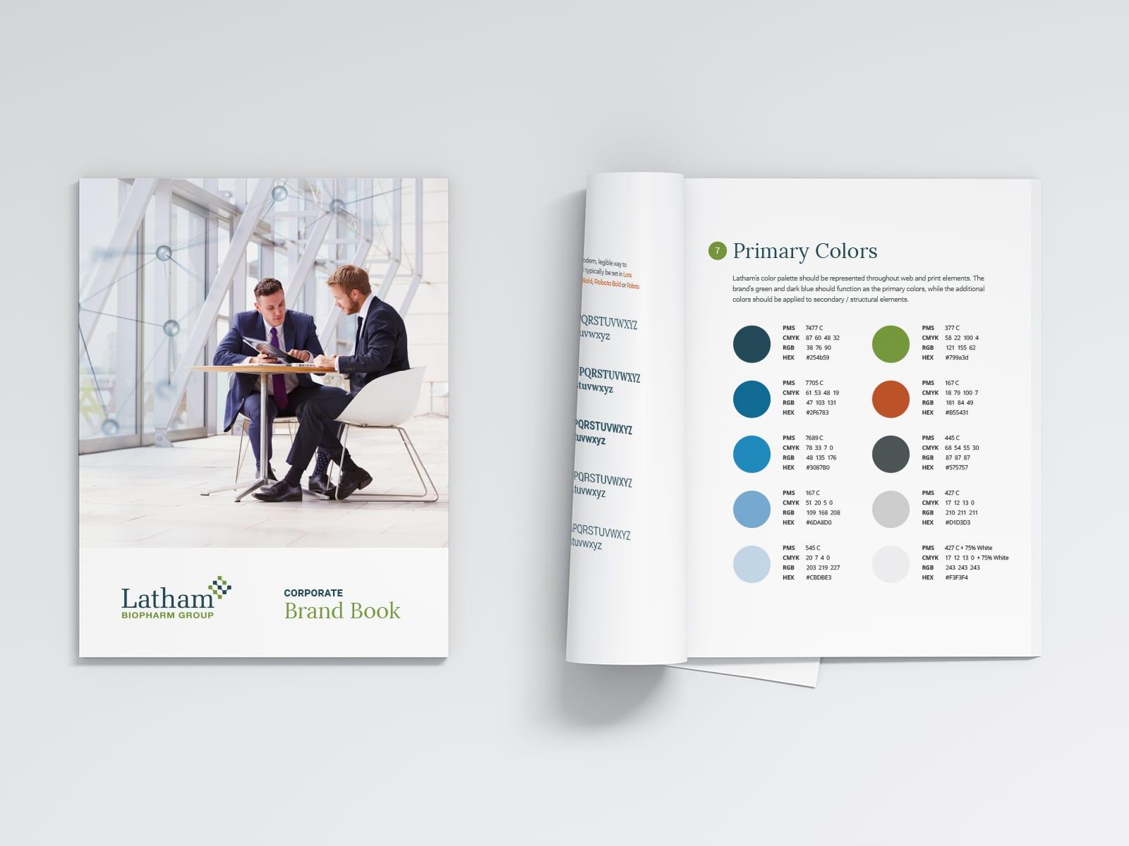 Brandbook Development & Design