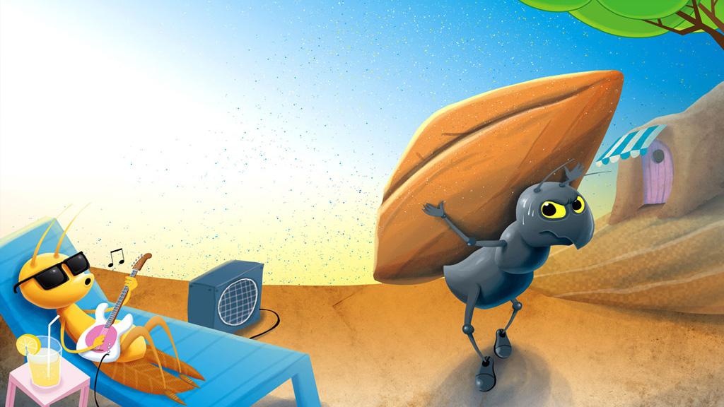 ant-grasshopper-fable
